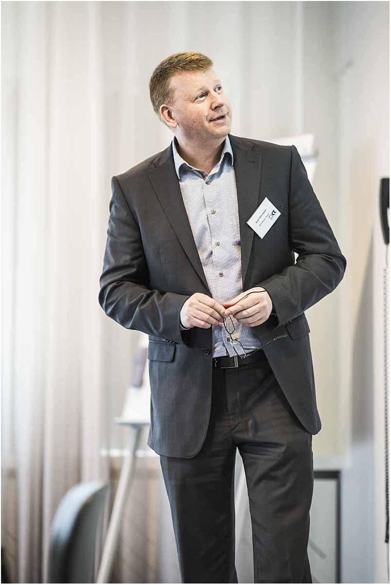 foredragsholder Sønderborg
