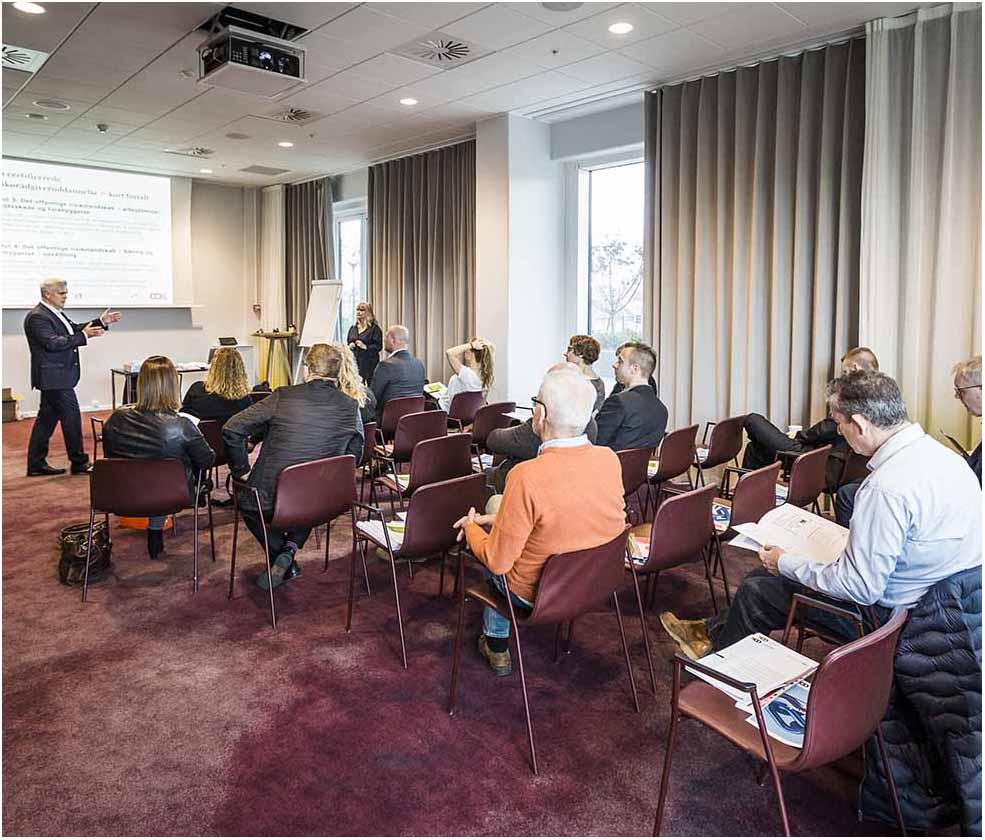 gruppe event Sønderborg