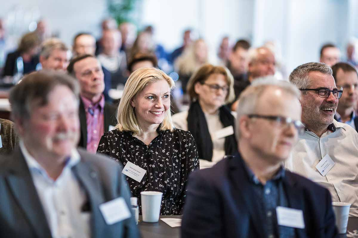 kursus deltagere Sønderborg
