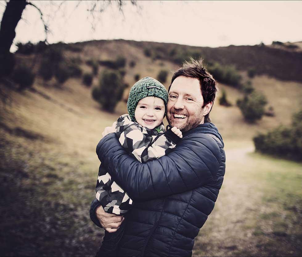 far med søn Sønderborg