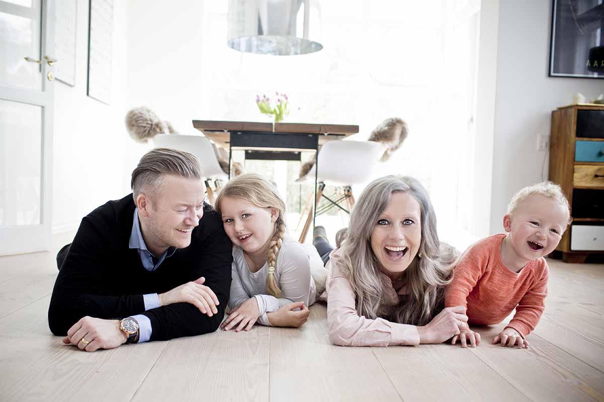 familie foto Sønderborg