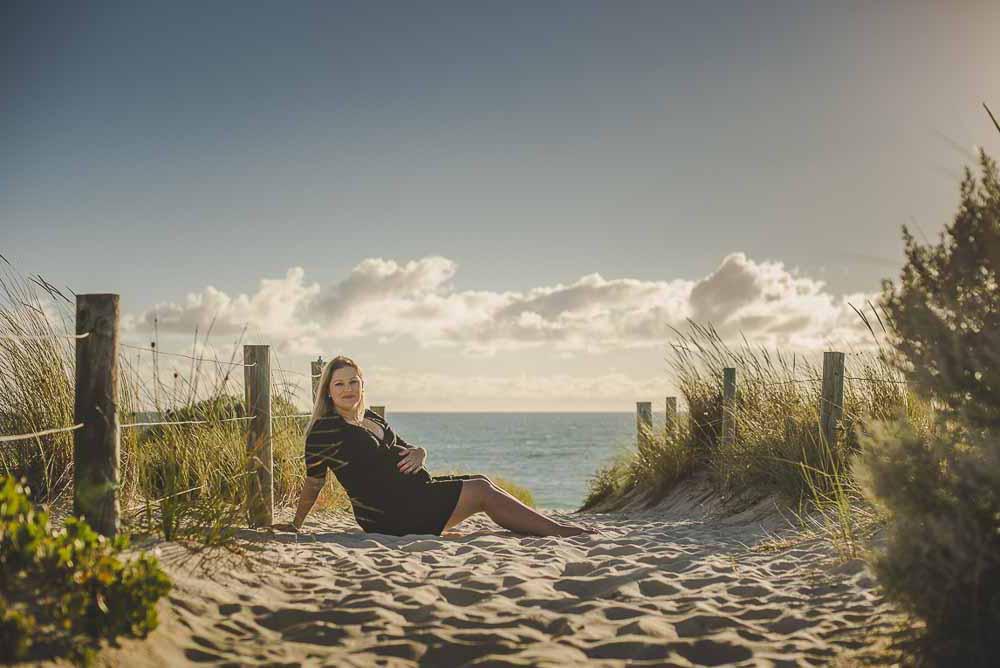 gravid fotografering pris Sønderborg