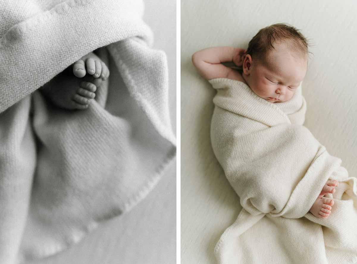 Newborn foto, baby foto i Sønderborg