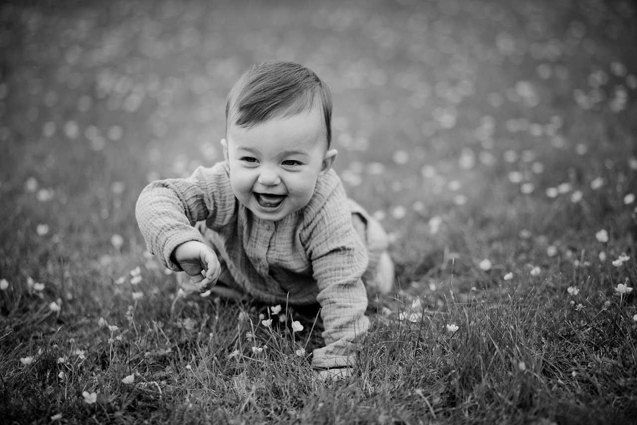 Dygtig fotograf som er god til børn. Fotografering