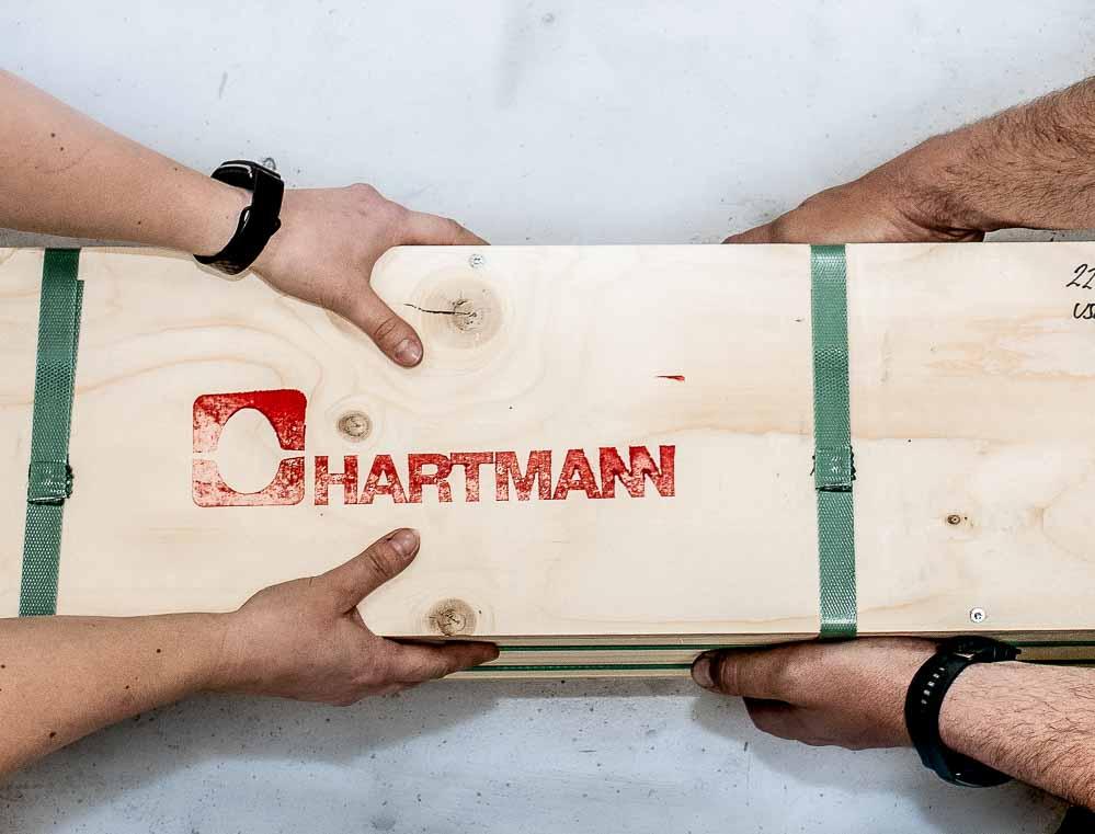 Hartmann pakkeri