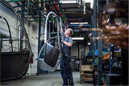 Fotograf til industrifotografering i Sønderborg